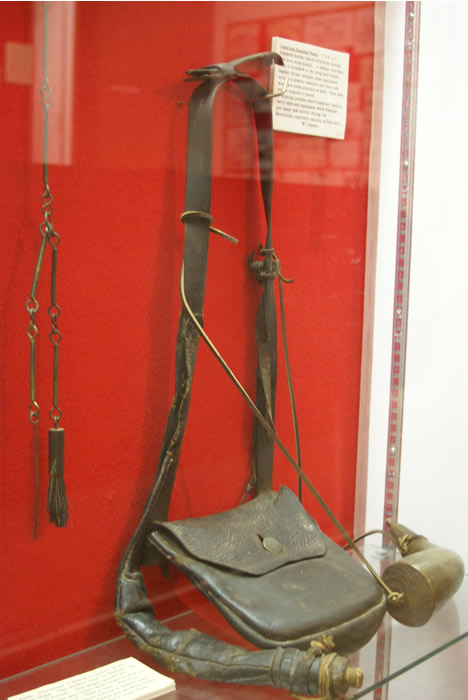 Bag and Powder Horn